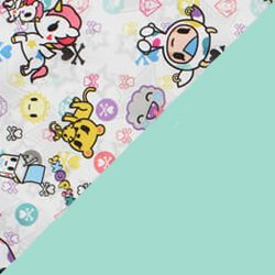 Подгузник для плавания Newborn Snap Cover Kanga Care tokiBambino/Sweet