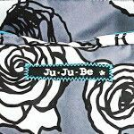 Рюкзак Ju-Ju-Be Be Right Back charcoal roses