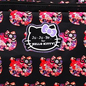 Сумка для мамы Ju-Ju-Be Super Be hello kitty hello perky