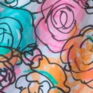 Накидка на автокресло Itzy Ritzy Watercolor Bloom