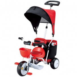 Велосипед трехколесный Ides Cargo Plus Red