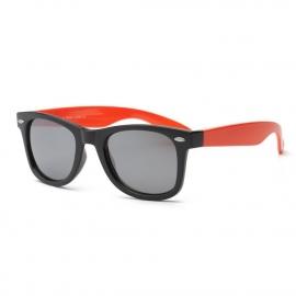 Очки для взрослых и подростков Swag черный/оранжевый