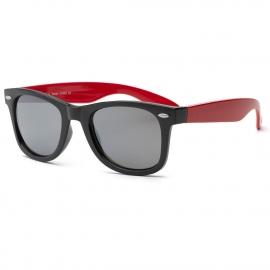 Очки для взрослых и подростков Swag черный/красный