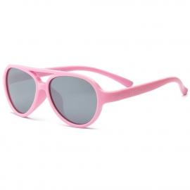 Детские солнцезащитные очки Real Kids Авиатор 2-4 года розовые