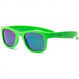 Детские солнцезащитные очки Real Kids Серф 4+ салатовые