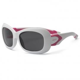 Детские солнцезащитные очки Real Kids 7+ Breeze для девочек белый/розовый